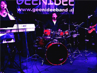GEENIDEE-Poprock Coverband