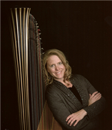 The Solo Harp of Susan W Haas