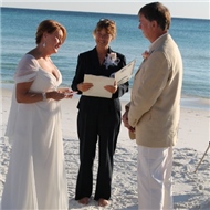 Judi Fraser -Wedding Officiant