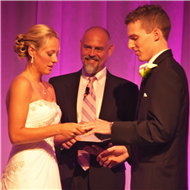Our Wedding Officiant NYC - Peter Boruchowitz