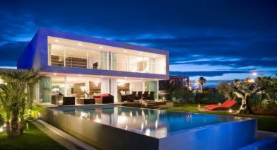 Amadore luxe villa huren in italie huwelijksreisbureau in - Villa de luxe visite privee ...