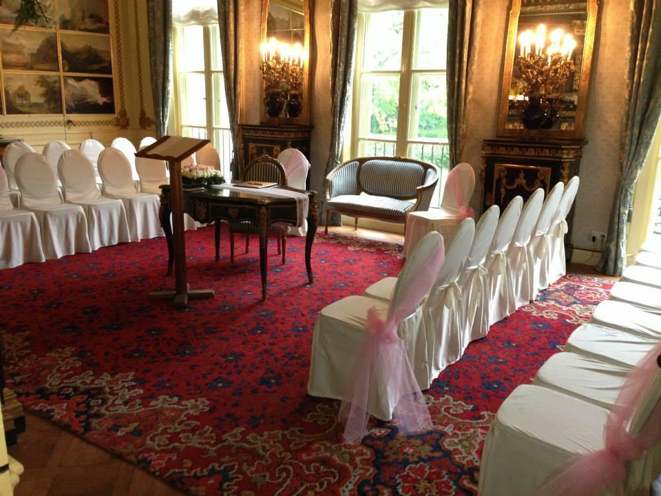 Kasteel keukenhof trouwen trouwlocatie in lisse zuid holland - Restaurant decoratie ...