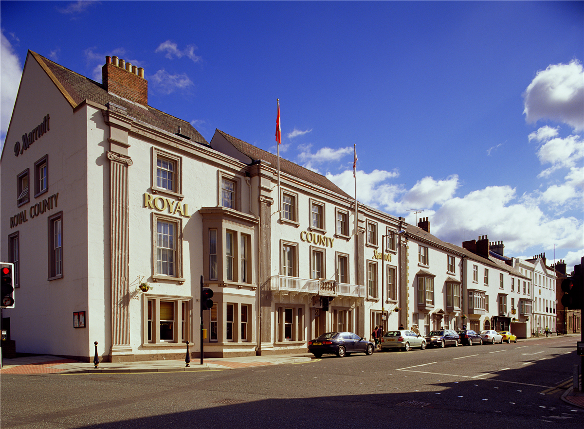 durham marriott hotel royal county trouwen trouwlocatie