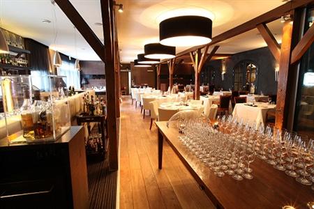 Restaurant hotel spa savarin trouwen trouwlocatie in rijswijk zuid holland - Decoratie eetzaal ...
