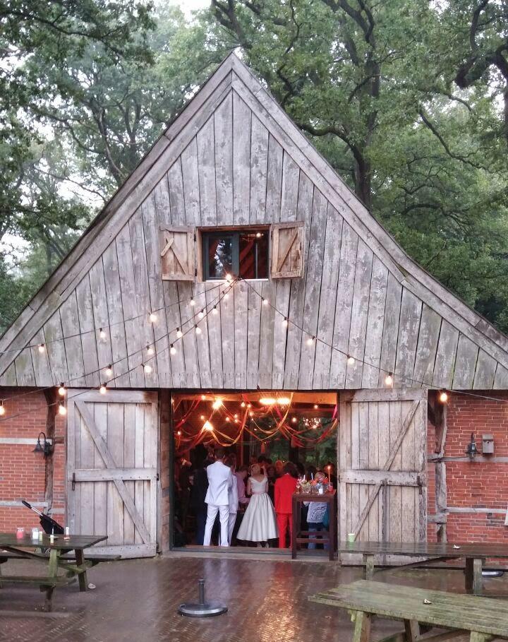 Festival Bruiloft De Lutte Trouwen Trouwlocatie In De Lutte