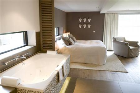 Hotel met jacuzzi op kamer antwerpen