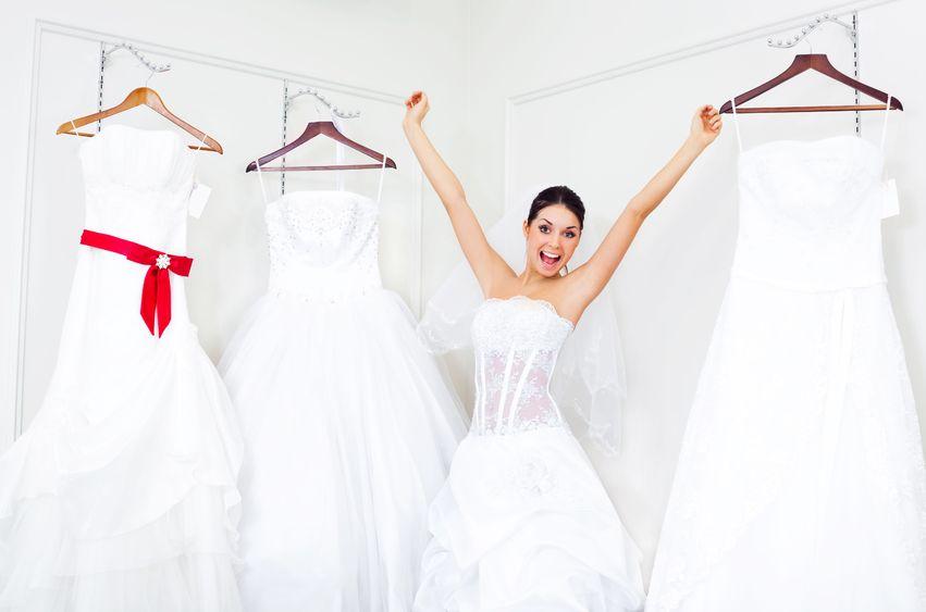 07bab405540af2 Hoe vind je de perfecte trouwjurk