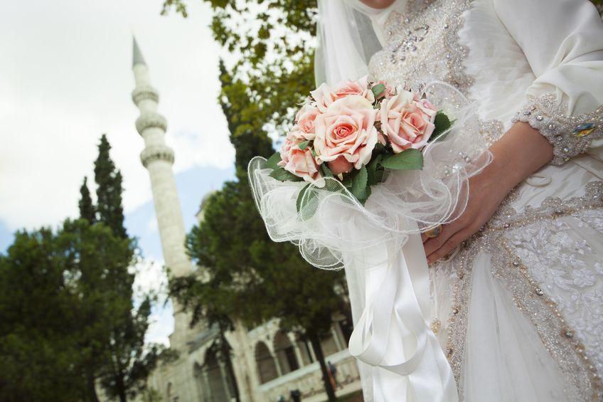 De islamitische bruiloft