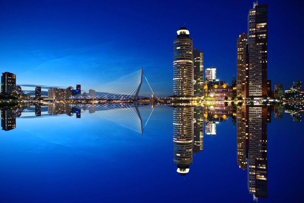 Stadspecial Trouwen In Rotterdam En Omgeving